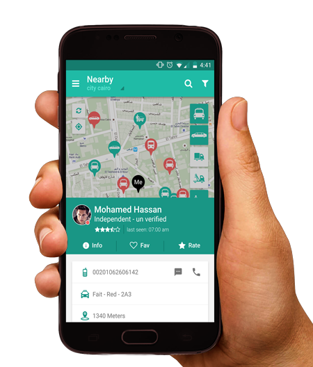 Limo-directory-app-shot